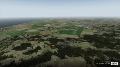 NZ North Island screenshot