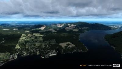 KCMW Cushman Meadows Airport screenshot