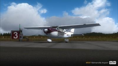 KFOT Rohnerville Airport screenshot