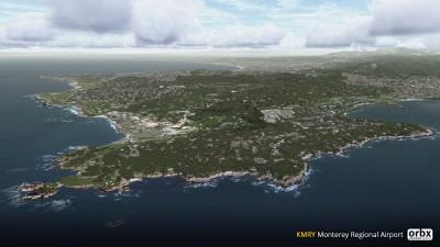 KMRY Monterey Regional Airport screenshot