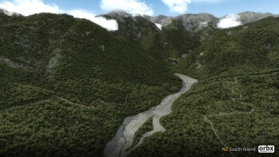 NZ South Island screenshot