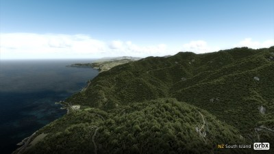 NZ South Island screenshot