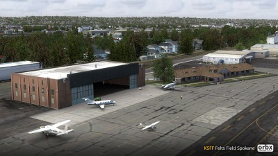 KSFF Felts Field screenshot