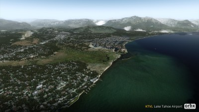 KTVL Lake Tahoe Airport screenshot