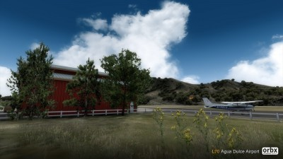 L70 Agua Dulce Airport screenshot