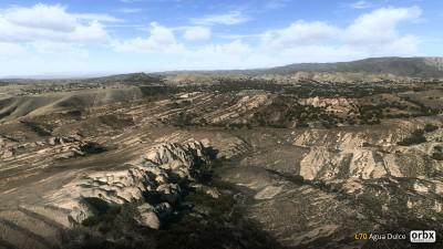 L70 Agua Dulce Airport screenshot