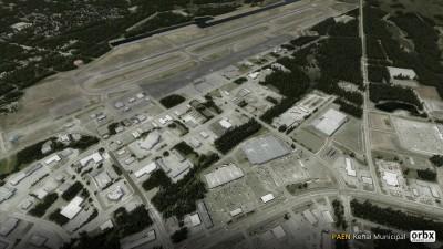 PAEN Kenai Municipal Airport screenshot