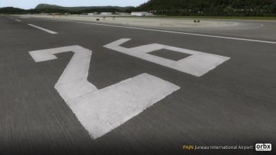 PAJN Juneau International Airport screenshot