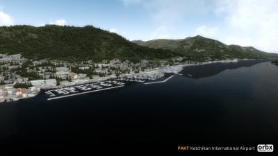 PAKT Ketchikan International Airport screenshot