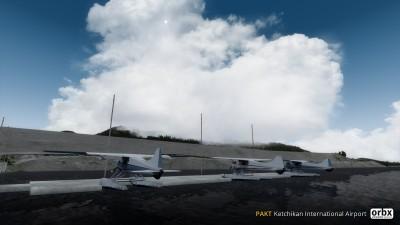PAKT Ketchikan International Airport screenshot
