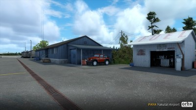 PAYA Yakutat Airport screenshot