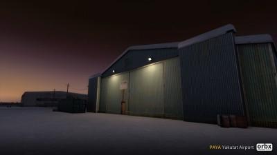 PAYA Yakutat Airport screenshot