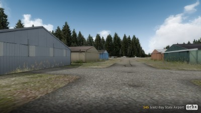 S45 Siletz Bay State Airport screenshot