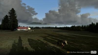 S93 Cle Elum Municipal Airport screenshot
