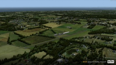 W28 Sequim Valley Airport screenshot