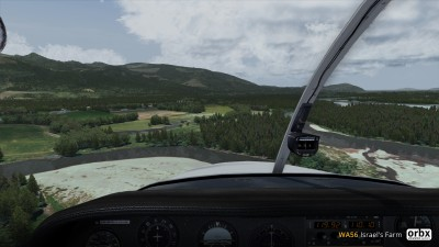 WA56 Israel's Farm Airport screenshot