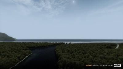 NZMF Milford Sound Airport screenshot