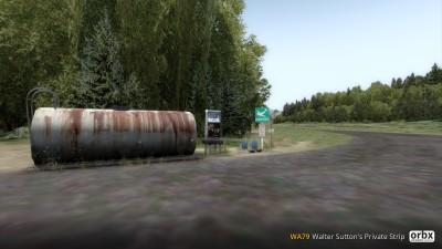 WA79 Walter Sutton's Private Strip screenshot