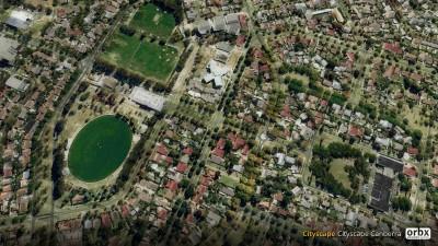 Cityscape Canberra screenshot