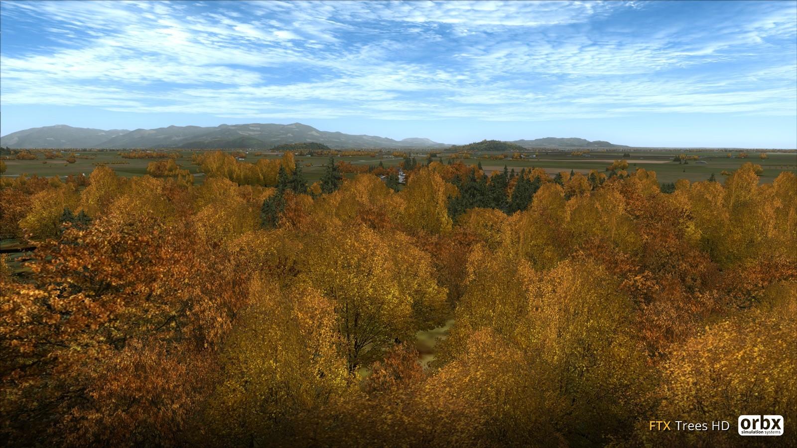 Global Trees HD