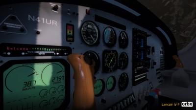 Lancair IV-P screenshot