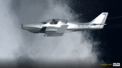 Lancair IV-P screenshot