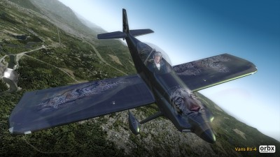 Vans RV-4 screenshot