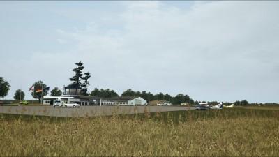 EDBH Barth Stralsund Airport screenshot