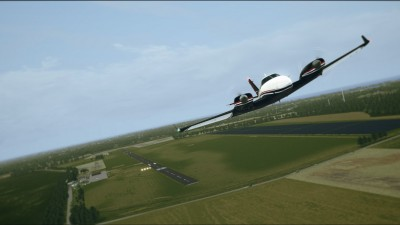 EDBH Barth Stralsund Airport screenshot