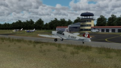 EDCG Rügen Airport screenshot