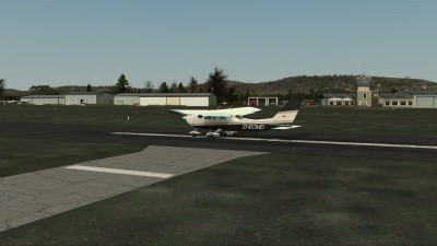EDVR Rinteln Airport screenshot