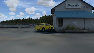 CAC8 Nanaimo Water Aerodrome screenshot