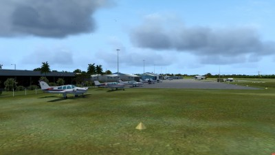 YRED Redcliffe Airport screenshot