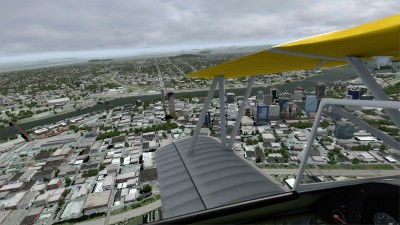 Cityscape Portland screenshot