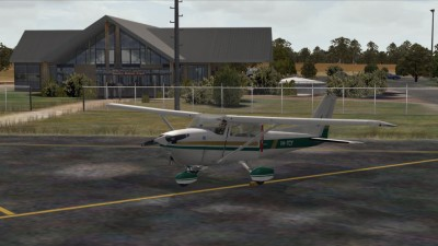 YBLN Busselton Airport screenshot