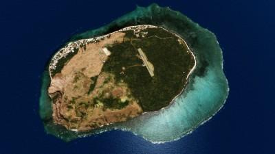 YMUI Murray Island Airport screenshot