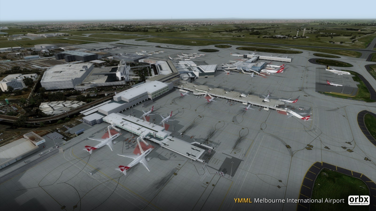 AI Traffic Australia and New Zealand - Orbx