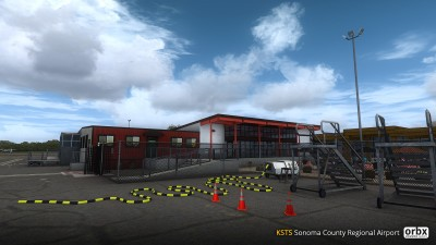 KSTS Sonoma County Regional Airport screenshot