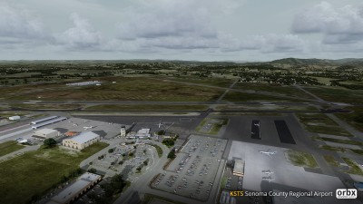 KSTS Sonoma County Regional Airport screenshot