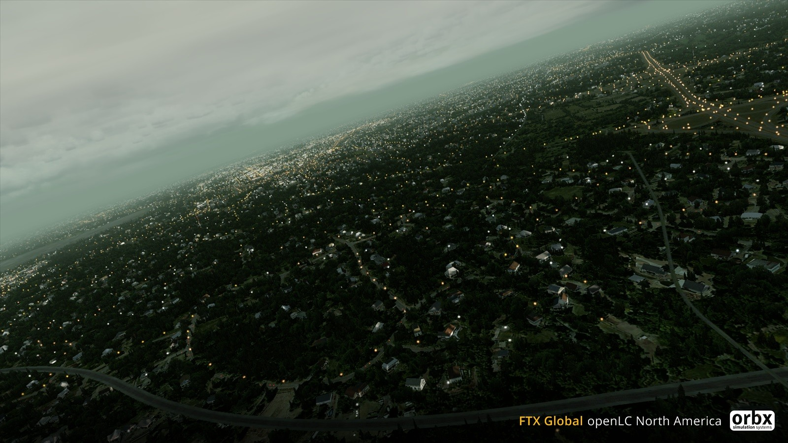Global Lights Configurator - Orbx