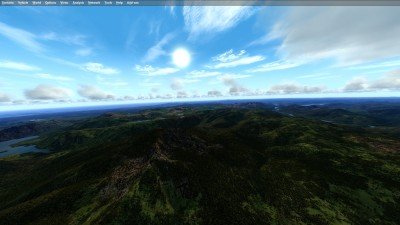 AU Tasmania Demo screenshot