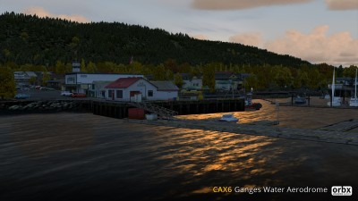 CAX6 Ganges Water Aerodrome screenshot