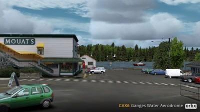 CAX6 Ganges Water Aerodrome screenshot