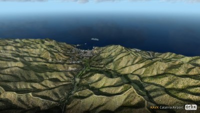 KAVX Catalina Airport screenshot