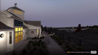 KBID Block Island State Airport screenshot