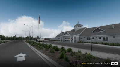 KBID Block Island State Airport screenshot