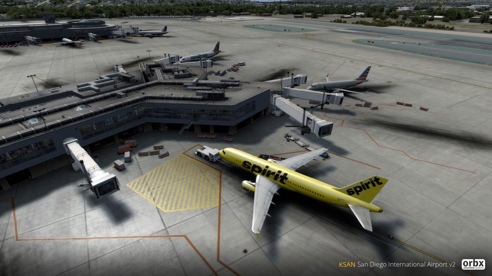 KSAN San Diego International Airport