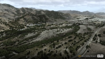 L05 Kern Valley Airport screenshot