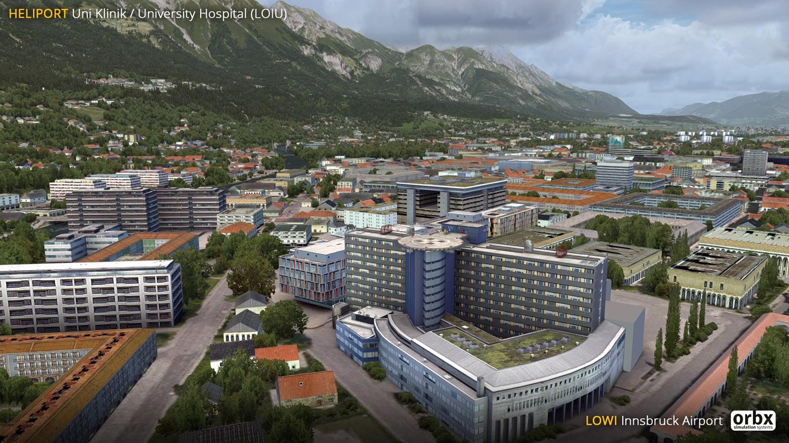LOWI Innsbruck Airport