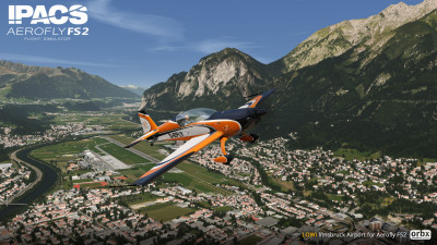 LOWI Innsbruck Airport - Aerofly FS 2 screenshot